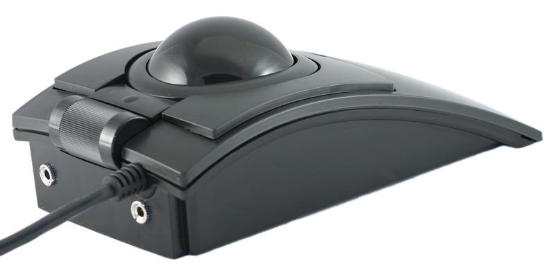 X-Keys L-Trac Black Trackball