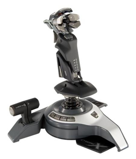 Saiteg Cyborg FLY 5 Flight Stick and Throttle