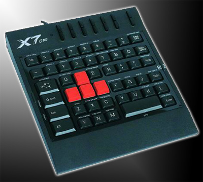 X7G100 Gaming Keyboard Pro